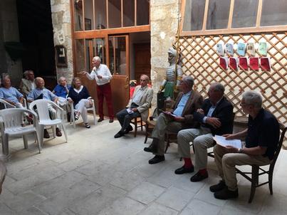 les membres du jury jury