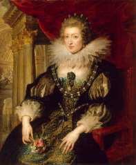 LaLa reine de France Anne d' Autriche
